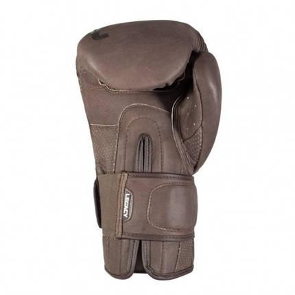 Боксерские перчатки Bad Boy Legacy 2.0 Brown 10 ун., фото 2