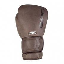 Боксерские перчатки Bad Boy Legacy 2.0 Brown 10 ун., фото 3
