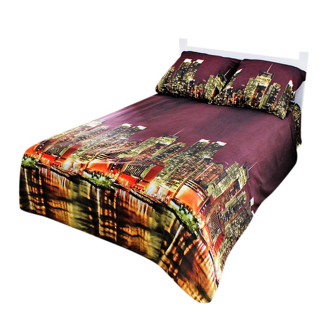 Комплект постельного белья At Home Евро 240х215 (PSK_317_0324)