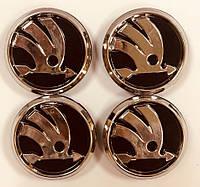 Колпачки на диски Skoda KOD 004 /60/55