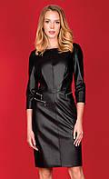 Женское платье Bosa Zaps черного цвета. Коллекция осень-зима 2019