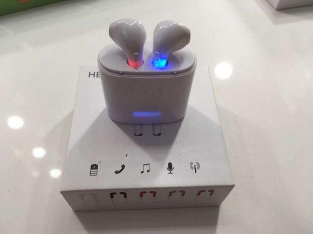 Беспроводные наушники HBQ i7 с боксом для зарядки