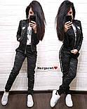 """Женский стильный камуфляжный костюм """"Милитари"""" (2 цвета), фото 4"""