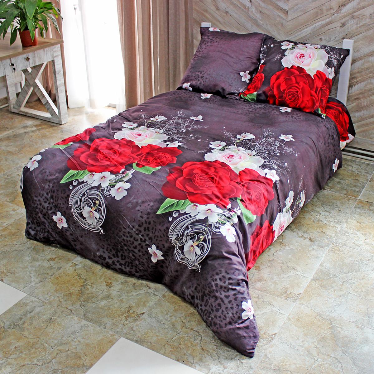 Комплект постельного белья At Home Двуспальный 200х215 (PSK_217_0353)