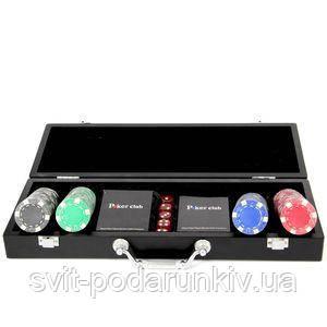 Покерный набор Lucky Gamer - фото