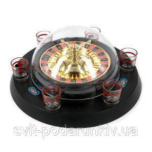 Игра с алкоголем Пьяная рулетка - фото