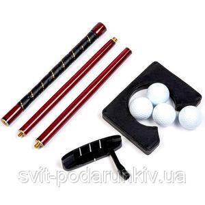 Комплектующие набора для игры в мини гольф - фото