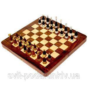 Эксклюзивные шахматы - фото