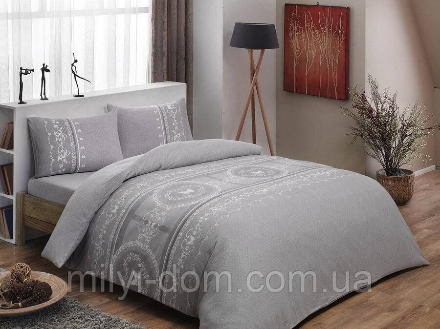 Набор новогоднего постельного белья Sonya (фланель, полуторный)