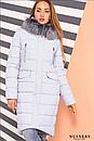 Зимнее пальто женское средней длинны Nui Very, фото 7