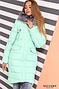 Зимнее пальто женское средней длинны Nui Very, фото 8
