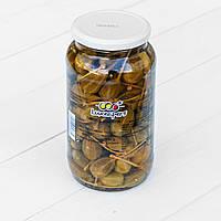 Каперси королівські (плоди з хвостиками) Luxeapers, Іспанія. 950г/550г