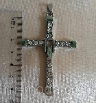 Большие кресты Торетто 7 см оптом. Бижутерия оптом РРР. 157