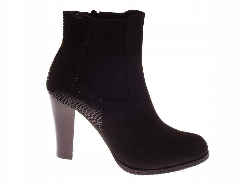 Женские ботинки Zahler