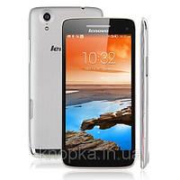 Cмартфон Lenovo S960 VIBE X (IdeaPhone S960) MTK6589T Quad Core Android 4.2 (Silver)★2GB RAM★16GB ROM★6.9mm