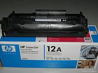Заправка картриджа HP 1010, 1018, 1020, 3050, 3030 (Q2612A) в Киеве