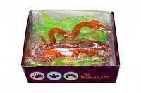 Животные резиновые-тянучки, змея 61968