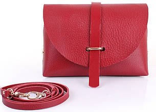 e37ca4bfb1dc Женская сумка GALA GURIANOFF GG1252-1 кожа красная