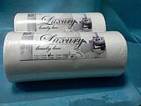 Полотенца безворсовые спанлейс гладкий в рулоне 30*50 см 100 шт