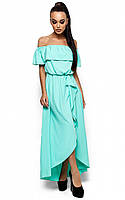 S-M / Долгое летнее платье Astarta, ментол