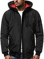 Мужская зимняя куртка J.Style черного цвета, фото 2