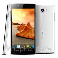 Смартфон Sheng X7 / Iocean X7 MTK6589T TURBO Quad Core Android 4.2 1080P FHD (Black+White)★1GB RAM★4GB ROM