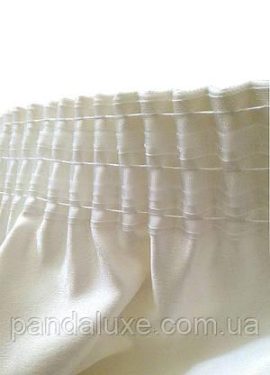 Сонцезахисні штори віконні на тасьмі Тропічний рай 135 х 265 2 шт., фото 2