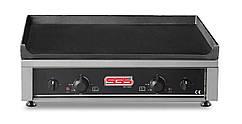 Гриль электрический плоский SGS PG 7050 GE (гладкий)