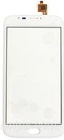 Тачскрин (сенсор) для Doogee X9 mini, белый