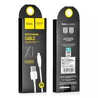 USB Кабель Lightning Hoco 1M X1  , фото 1