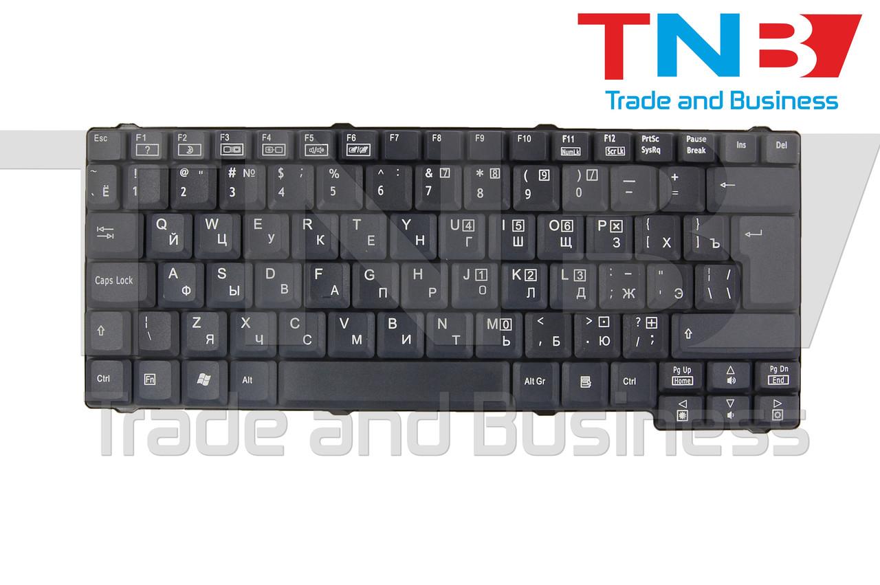 Клавіатура Acer Aspire 1360 1500 1500LC 1501LCi 1501LMi 1522LC 1522LMi 1522WLMi 1620 оригінал