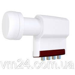 Конвертор спутниковый Inverto Red Extend Quad  IDLR-TWNL40-EXTND-OPP
