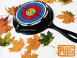 Сковородка из PUBG с мишенью (пенополиуретан), фото 7