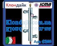 Icma Резьбовой гидравлический сепаратор для системы отопления 1 1/4