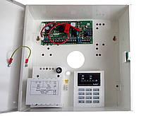 Прибор приемо-контрольный Satel CA-5 C-S с клавиатурой KLED-S