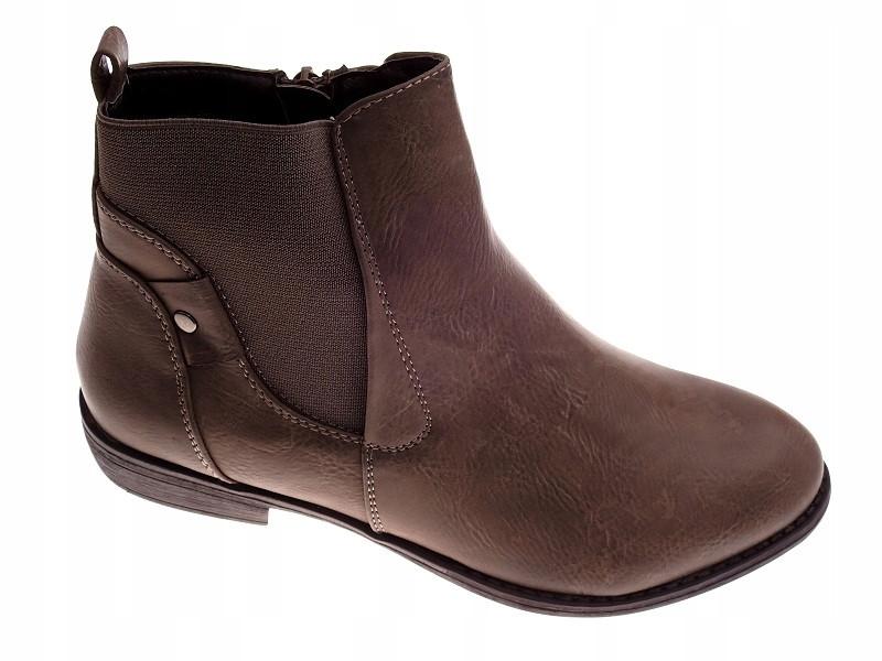 Женские ботинки Fruge