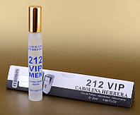 Мужская туалетная вода с феромонами Carolina Herrera 212 VIP Men 20 ml(в треугольнике) ASL