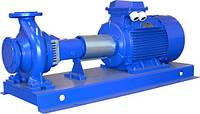 """Насосная установка """"HYDRO-VACUUM"""" (с фундаментной плитой и электродвигателем)"""