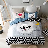 Комплект постельного белья Le Chat (полуторный)