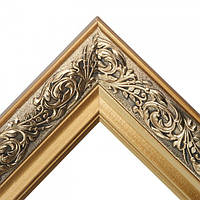 Рамка деревяная 30х40см. Багет №1.1