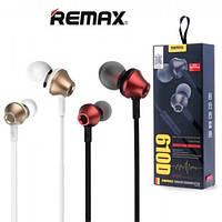 Наушники с микрофоном Remax-replica RM-610D , фото 1