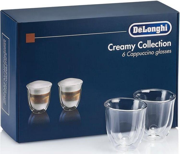 Набор стаканов DeLonghi 190 мл