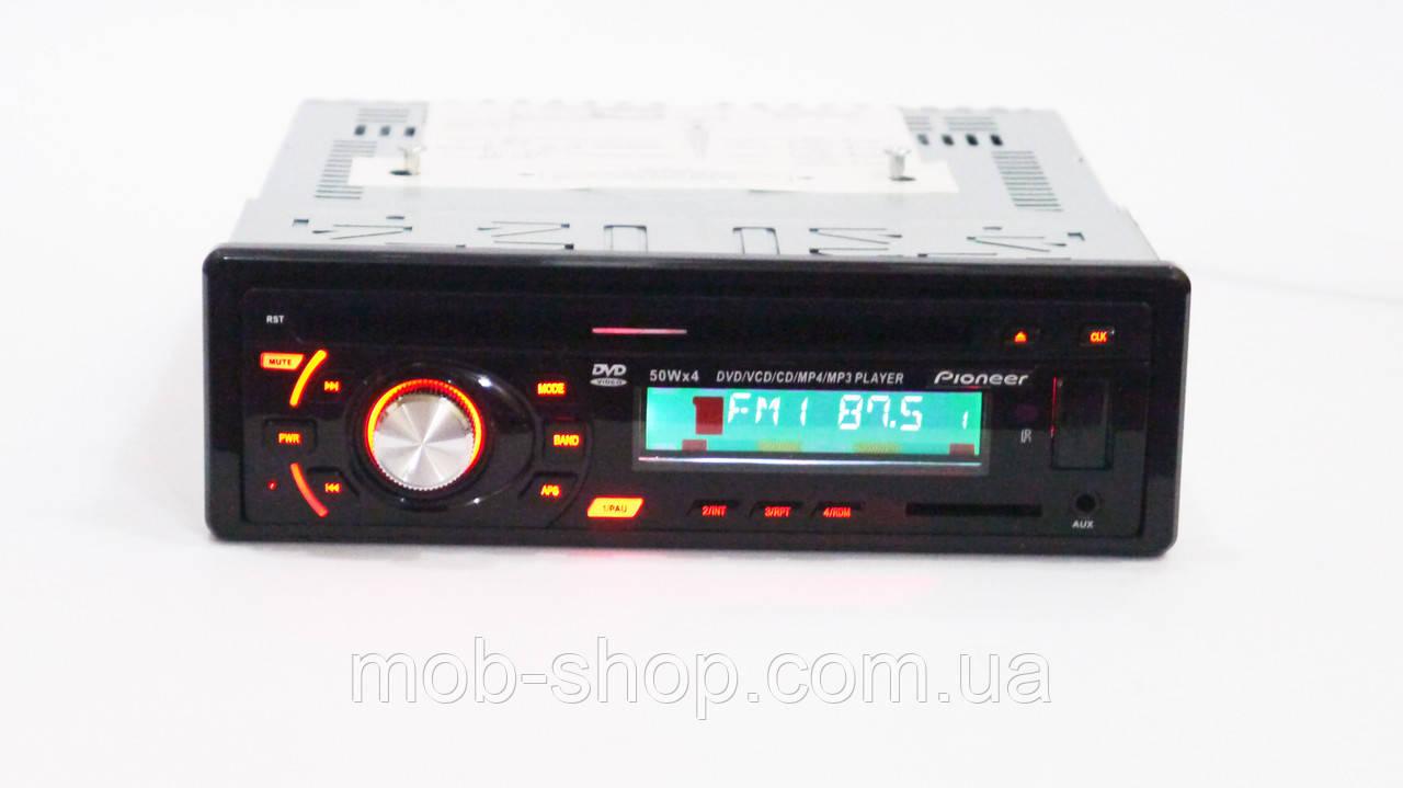 Автомагнитола пионер Pioneer DEH-1400UB DVD USB+SD