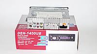 Автомагнитола пионер Pioneer DEH-1400UB DVD USB+SD, фото 6