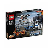 LEGO Technic Контейнерный терминал (42062), фото 1