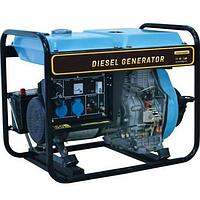 Генератор дизельный Bizon DE-6500X (5,5 кВт) оригинал
