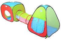 Детская игровая палатка с переходом A999-148