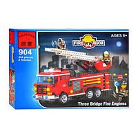 Конструктор Brick 904 Пожарная машина