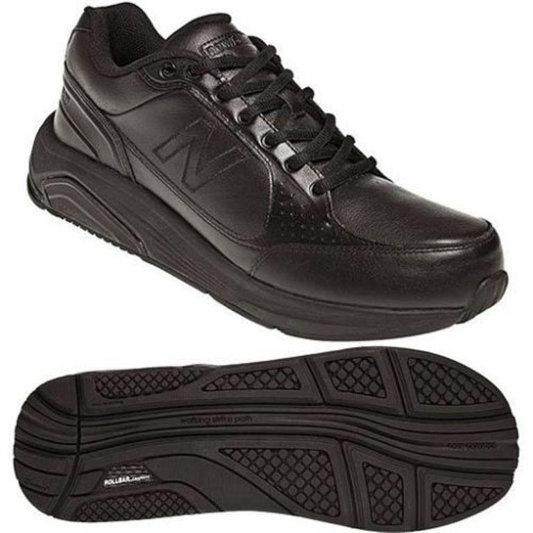 Новые кожаные кроссовки New balance Нью баланс (оригинал США) (Размер 13)