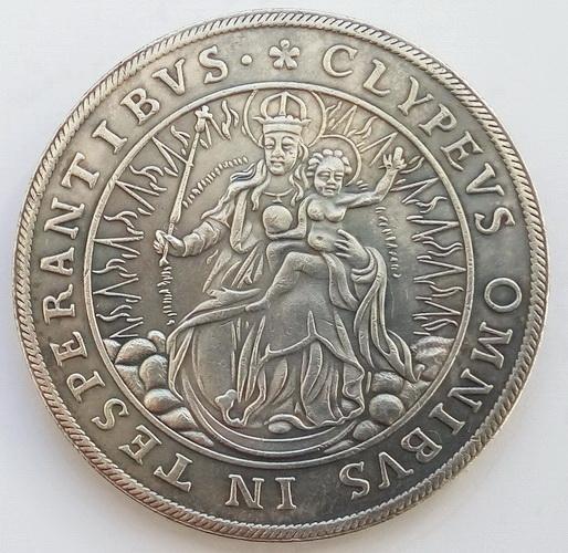Баварія Німеччина. Максиміліан I. Талер